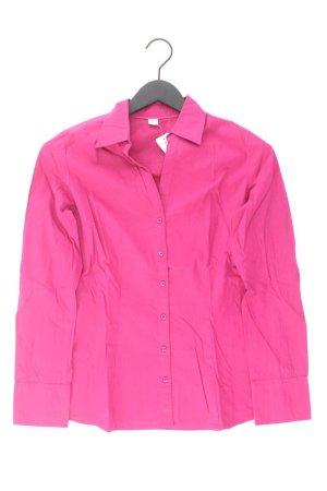 s.Oliver Langarmbluse Größe 36 pink aus Baumwolle