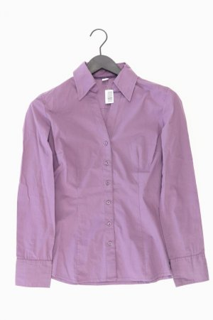 s.Oliver Long Sleeve Blouse lilac-mauve-purple-dark violet cotton