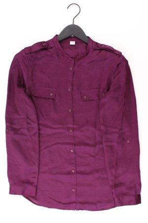 s.Oliver Long Sleeve Blouse lilac-mauve-purple-dark violet polyester