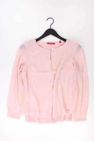 s.Oliver Langarmbluse Größe 38 neuwertig pink