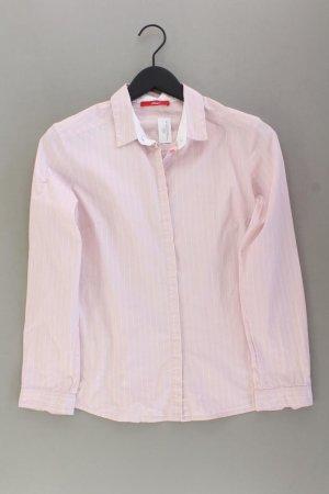s.Oliver Langarmbluse Größe 38 pink aus Baumwolle
