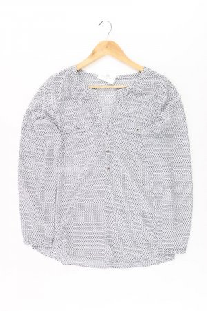 s.Oliver Long Sleeve Blouse natural white polyester