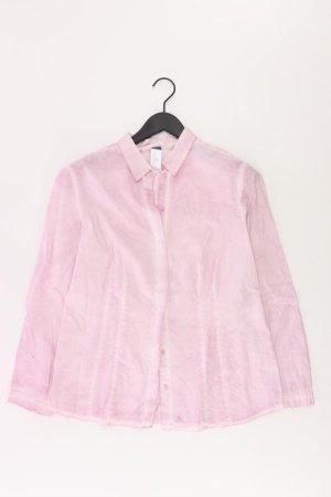 s.Oliver Langarmbluse Größe 42 pink aus Baumwolle