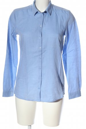 s.Oliver Langarmhemd blau Casual-Look
