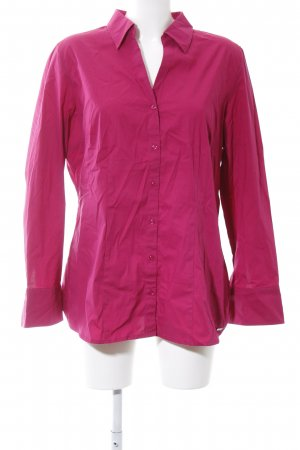 s.Oliver Langarmhemd pink Business-Look