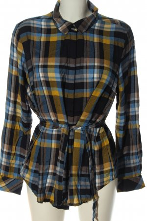 s.Oliver Langarmhemd Allover-Druck Casual-Look