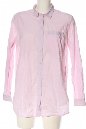 s.Oliver Langarmhemd pink Casual-Look