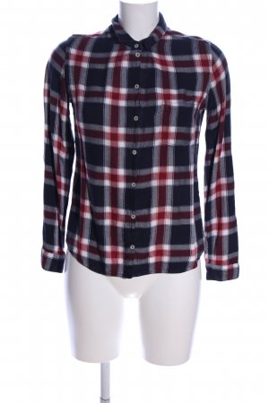 s.Oliver Langarmhemd Karomuster Casual-Look