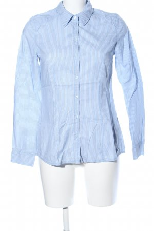 s.Oliver Long Sleeve Shirt blue striped pattern business style