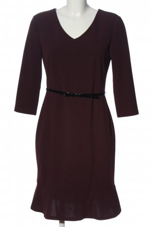 s.Oliver Longsleeve Dress brown business style