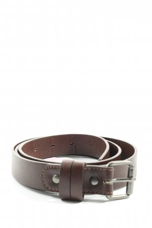 s.Oliver Faux Leather Belt brown casual look