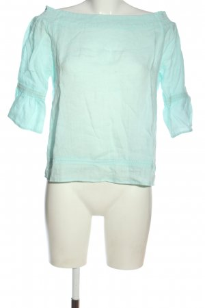 s.Oliver Linen Blouse blue casual look