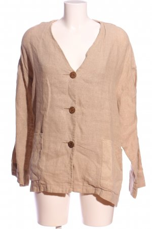 s.Oliver Linen Blouse natural white casual look