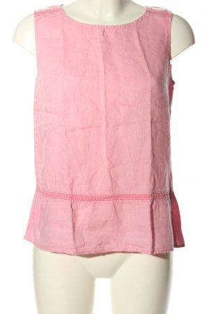 s.Oliver Linen Blouse pink business style