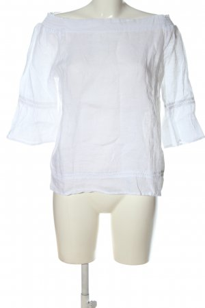 s.Oliver Linen Blouse white casual look