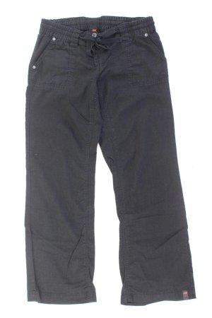 s.Oliver Linen Pants black linen