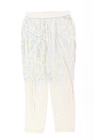 s.Oliver Pantalon en lin multicolore lin