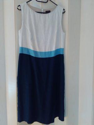 S oliver Leinenkleid Sommerkleid Etuikleid