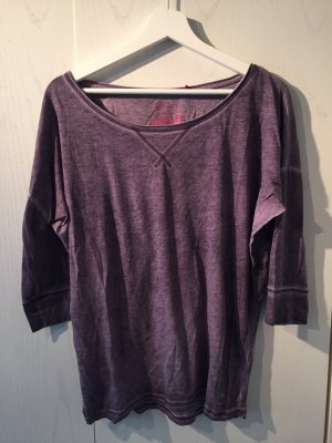 S-Oliver - lila Shirt