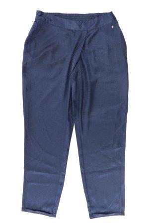 s.Oliver lockere Hose blau Größe W 38 L 34