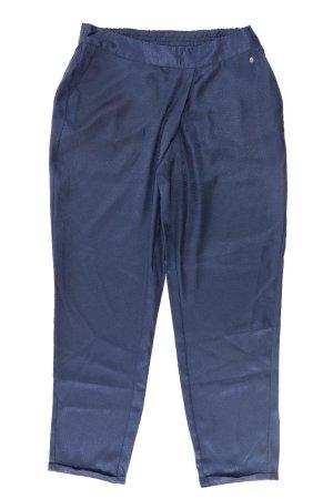 s.Oliver lockere Hose Größe W 38 L 34 neuwertig blau aus Polyester