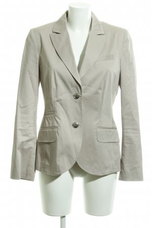 s.Oliver Long-Blazer beige Business-Look