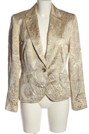 s.Oliver Long-Blazer goldfarben Elegant