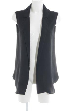 s.Oliver Long-Blazer schwarz Elegant