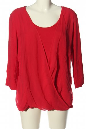 s.Oliver Longsleeve rot Casual-Look