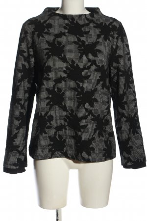 s.Oliver Longsleeve Allover-Druck Casual-Look