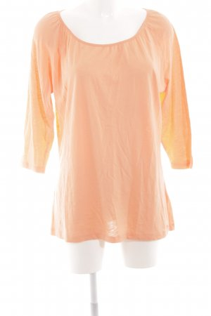 s.Oliver Longsleeve apricot Casual-Look