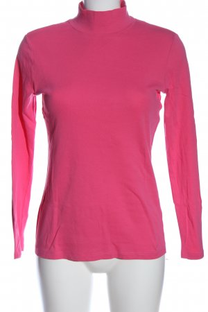 s.Oliver Longsleeve pink Casual-Look