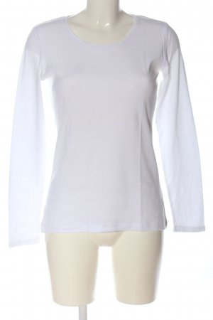 s.Oliver Longsleeve white casual look