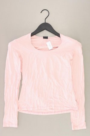 s.Oliver Longsleeve-Shirt Größe 36 Langarm rosa aus Viskose