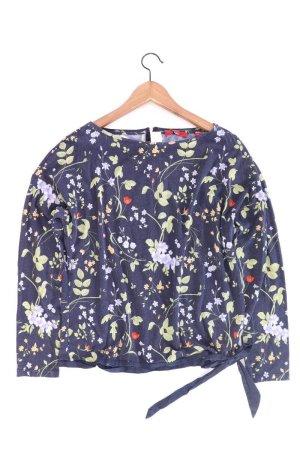 s.Oliver Longsleeve-Shirt Größe 42 Langarm blau
