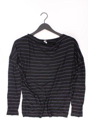 s.Oliver Longsleeve-Shirt Größe 42 Langarm schwarz
