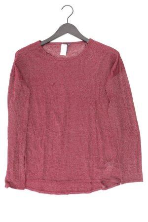 s.Oliver Longsleeve-Shirt Größe XXL Langarm rot aus Viskose