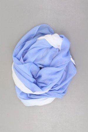 s.Oliver Scarf blue-neon blue-dark blue-azure polyester