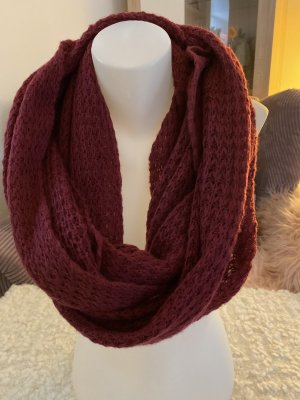 QS by s.Oliver Tube Scarf dark red