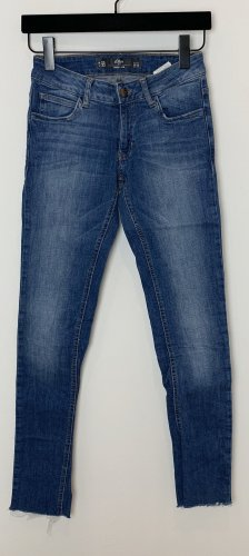 S. Oliver Low Waist Skinny Ankle Jeans