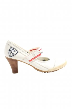 s.Oliver Mary Jane Pumps multicolored casual look