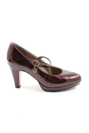 s.Oliver Mary Jane Pumps lilac elegant