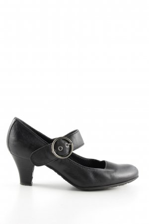 s.Oliver Mary Jane Pumps schwarz Business-Look