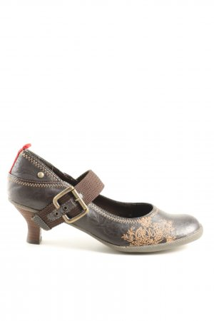 s.Oliver Mary Jane Pumps braun-nude Casual-Look