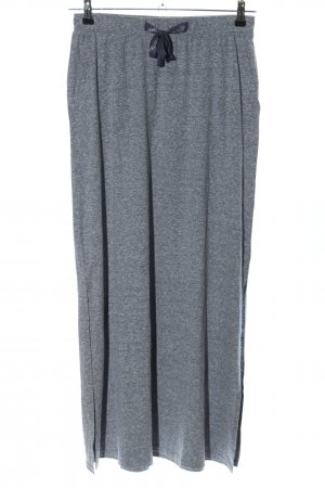 s.Oliver Maxi Skirt light grey flecked casual look