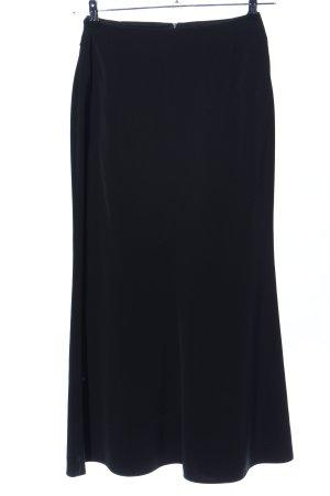 s.Oliver Maxi Skirt black elegant