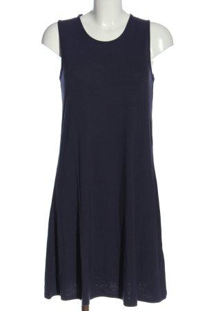 s.Oliver A-Linien Kleid blau Casual-Look