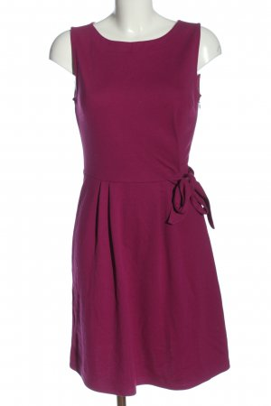 s.Oliver A-Linien Kleid pink Casual-Look