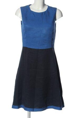 s.Oliver Midi Dress blue-black casual look