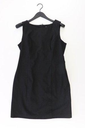 s.Oliver Midikleid Größe 42 schwarz aus Polyester